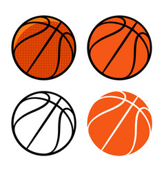 Basketball 003 vector