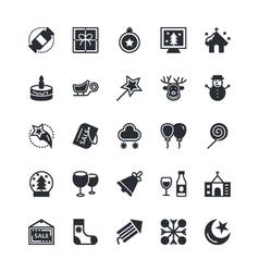 Christmas Icons 2 vector