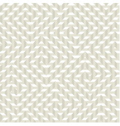 Pale classic fabric texture seamless pattern vector