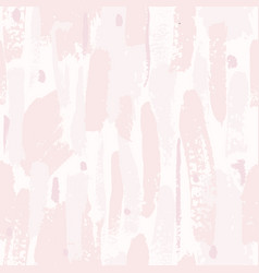 beautiful seamless pattern with pink nude vector image