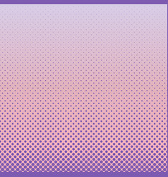 halftone dot pattern background - gradient graphic vector image