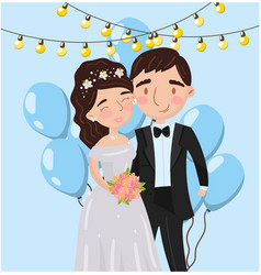 beautiful elegant wedding love couple photo best vector image
