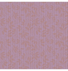 urple background with plant and stripe vector image vector image