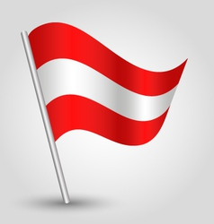 Flag austria vector