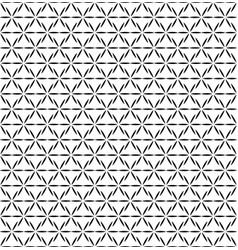 islamic abstract ornament pattern design seamless vector image