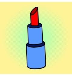 Pomade Pop art vector image