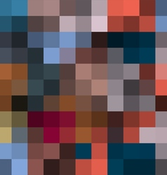 Abstract background in pixel style vector