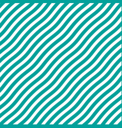 simple water pattern background vector image