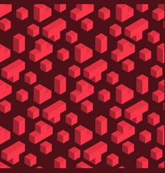 Playing brick seamles pattern vector