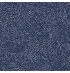 pattern with the image texture of smoke white vector image vector image