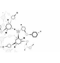 Communication background vector image