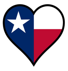 Love texas vector