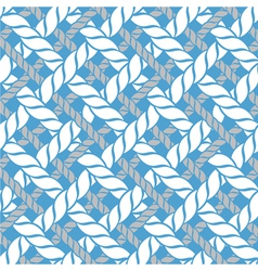 pattern from marine ropes vector image