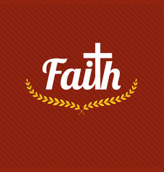 Word faith vector