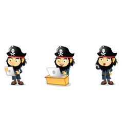 Pirates 3 vector image