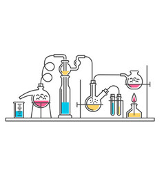 Andru chemical composition color vector