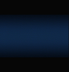 Dark abstract background with blue squares vector