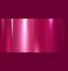 pink metal texture background vector image