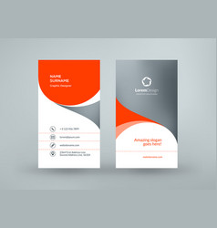 Vertical Id Card Vector Images Over 960