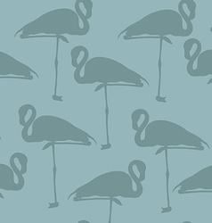 FlamingoStand11 vector image