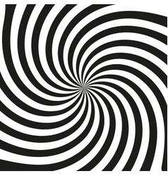 black ray retro background stylish design vector image