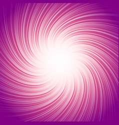 Colorful abstract spiral vortex background in vector