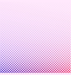 halftone dot pattern background - gradient vector image