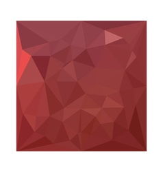Amaranth purple abstract low polygon background vector