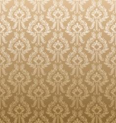 retro wallpaper pattern vector image