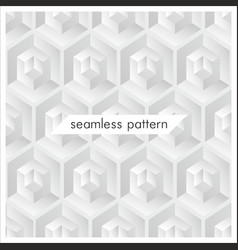white texture seamless pattern 4 vector image