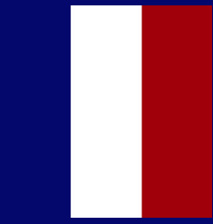 france flag wallpaper and background concept vector image
