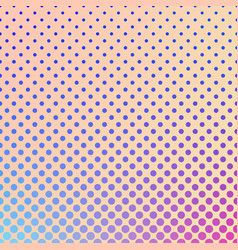 gradient halftone dot pattern background - vector image