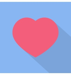 Retro Valentine vector image