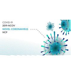 Treatment for epidemic corona virus vector