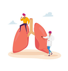Asthma disease medical care respiratory medicine vector