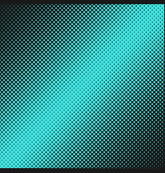 simple halftone circle background pattern design vector image