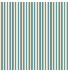 Vintage Blue and Beige Striped Seamless Pattern vector image