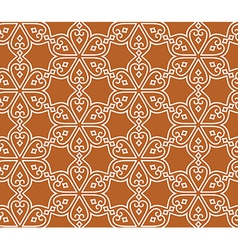 Indian seamless abstract pattern of traditional vector image