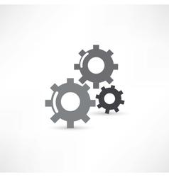 mechanical icon vector image