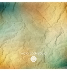 Abstraction retro grunge background vector image vector image