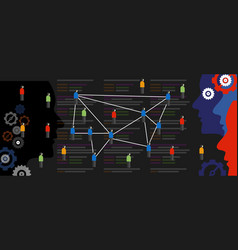 Algorithm bias code create echo chamber filter vector