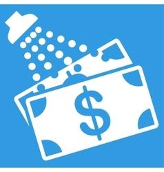 Money Laundry Icon vector