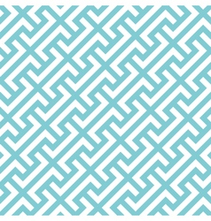 big greek key pattern background vector image vector image