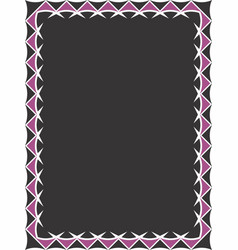 Border art deco 13 vector