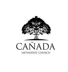 methodist church tree logo designs simple modern vector image
