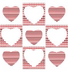 valentine and romance vector image