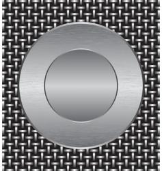 metal wires vector image