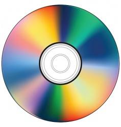 cd vector image vector image