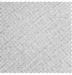 Distress halftone texture vector