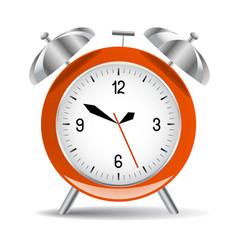 alarm clock vector image